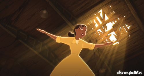 What is the name of Tiana's restaurant?