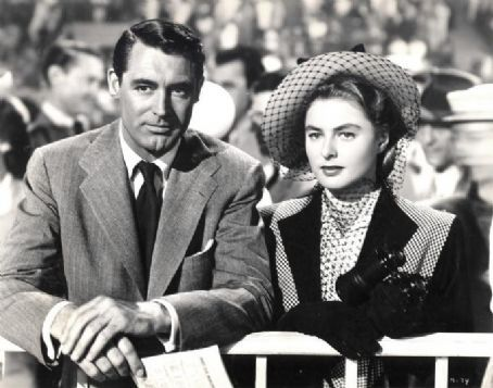 Cary and Ingrid are starring in which film ?