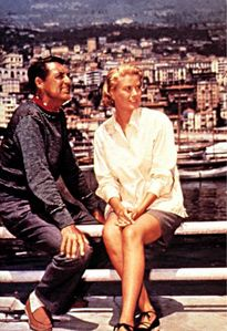 Which actress stars with Cary in the film To Catch A Thief ?