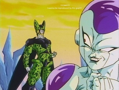 Frieza's manga name is?