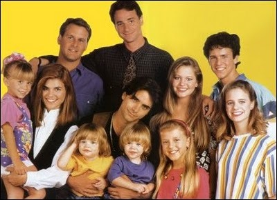 """The """"Full House"""" theme song goes: """"What ever happened to _____? The _______ _______, the ________, __________ tv?"""""""