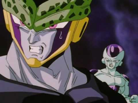 What color are Cell's wings?