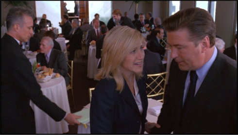When Jack takes CC to the NBC executive dining room what isn't a confession made by the group?