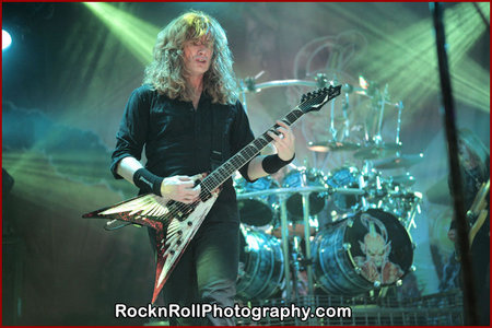 Is Dave Mustaine Religious