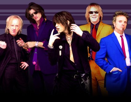 who are the members of the aerosmith band?