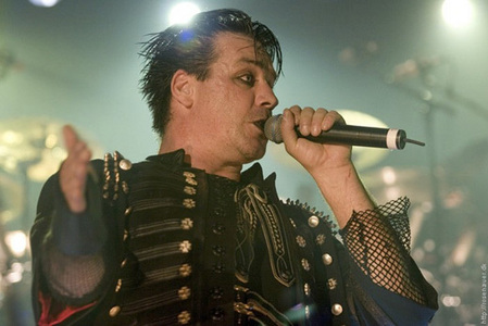 Who's Rammstein's singer?