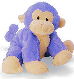How many people have had a purple monkey??