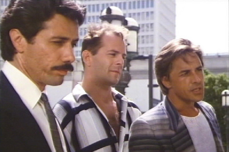 In the TV show &#34;Miami Vice&#34; he played ?