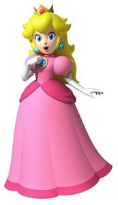 what is the name of princess peach mother