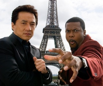 "In ""Rush Hour"" movies, he played ?"