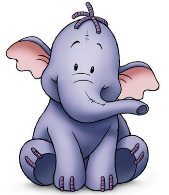 what is the elephants name?