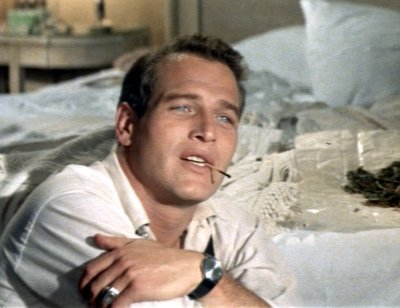 Which Paul Newman's movie is this picture from ?