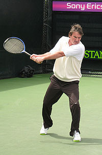 T/F : Jimmy Connors never won the French Open ?