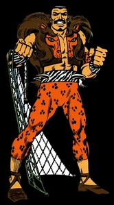 TRUE OR FALSE: Kraven the Hunter appears in the video game 'Ultimate Spider-Man'.