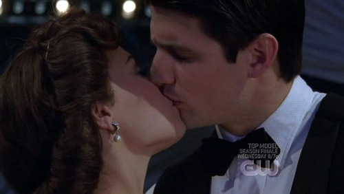 Naley's Kiss - Which episode ?