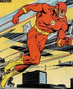 What is Wally West's full name?