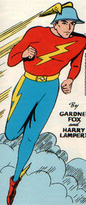 What is Jay Garrick's full name?
