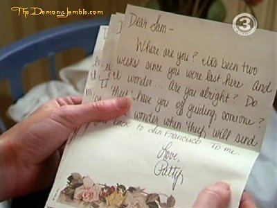 ♥Who's membaca that letter...?♥