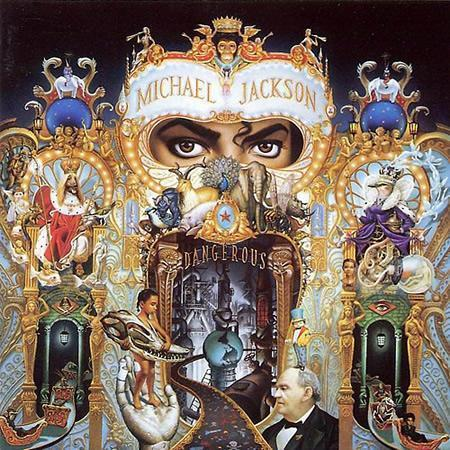 Which is the length of Dangerous album?