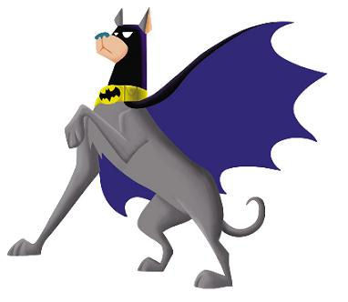 This is a picture of Bat-Hound , but what is his real name ?