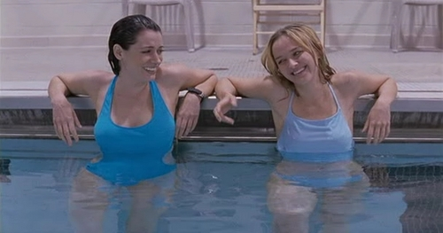 In the beginning of The Big Bad Swim Paget's character has a job as: