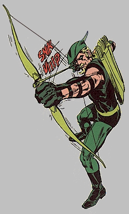 What city does Green Arrow call home?