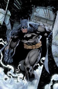 Who are the creators of the Batman?