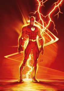 Who are the creators of the Flash(Wally West)?
