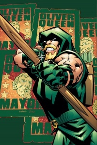 Who are the creators of Green Arrow?