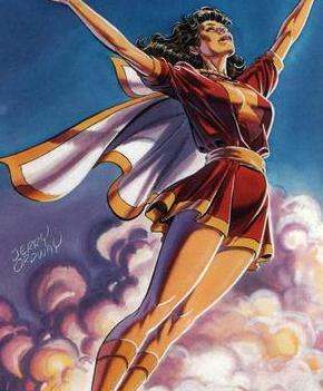 Who are the creators of Mary Marvel?