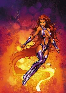 Who are the creators of Starfire?