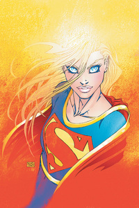 Who are the creators of Supergirl?