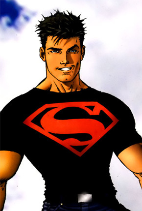 Who are the creators of Superboy?