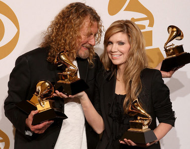 As of the 2010 Grammy Awards, how many Grammy's does Alison have?