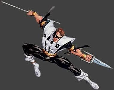 Hero Rollcall! Name this hero.