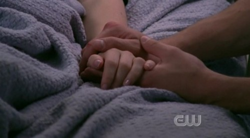 It's Leyton's hands ?