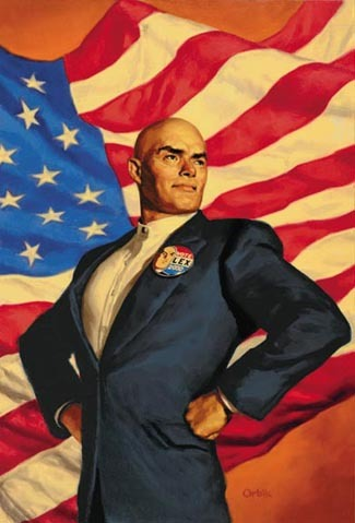 Who are the creators of Lex Luther?