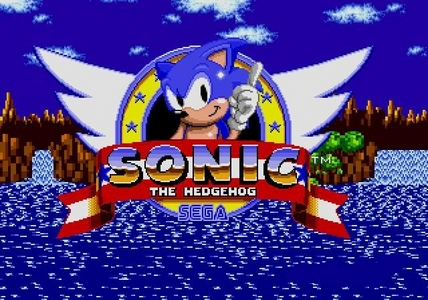 what was the system for the first sonic game?