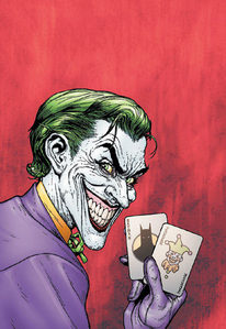 Who are the creators of the Joker?