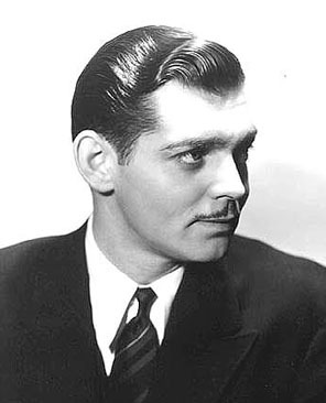 "What is the missing word in this Clark Gable quote - ""I'm just a lucky...........from Ohio who was in the right place at the right time ?"