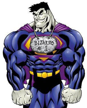 Who are the creators of the Bizarro III?