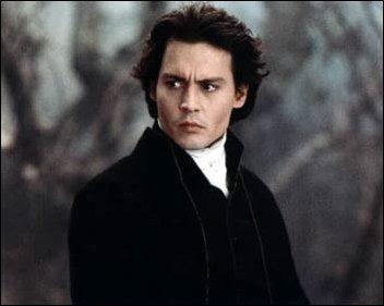 "Ichabod says -  ""Villainy wears many masks, none of which so dangerous as the mask of virtue.""to whom ?"