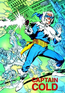 Who are the creators of Captain Cold?