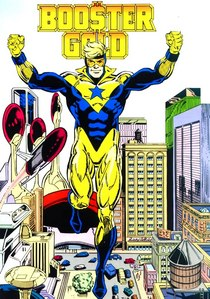 Who are the creators of Booster Gold?