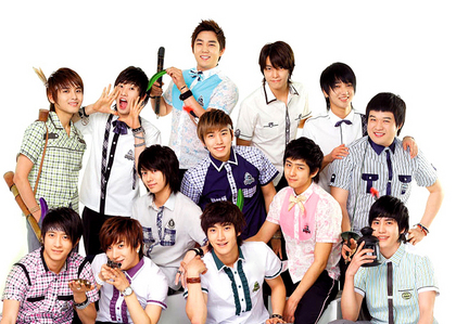 Besides Sorry-sorry,which other suju song is played in this drama?