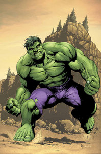 Who are the creators of Hulk?