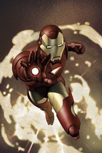 Who are the creators of Iron Man?