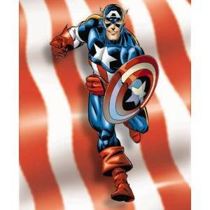 Who are the creators of Captain America(Steven Rogers)?