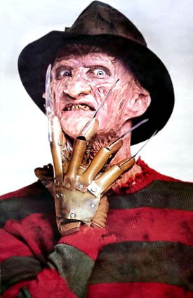True atau False?Robert England will NOT be Freddy in the remake.