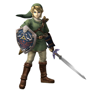 What is the total number of swords Link gets in all zelda games